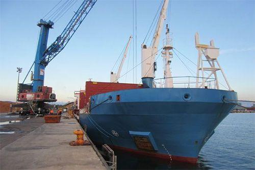 Incargo · Agentes marítimos