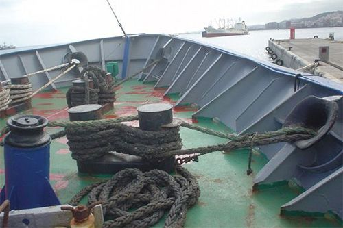Incargo · Fletamento de barcos