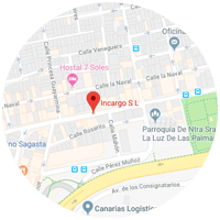 Incargo Las Palmas