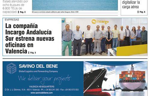 Incargo Andalucía Sur en Valencia