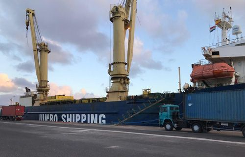 Another Project Cargo Las Palmas